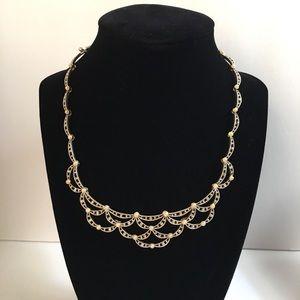 Jewelry - Fashion Jewelry, Silver/Pearls/ Ziconia Necklace